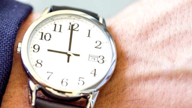 Best Wrist Watch Stock Videos and Royalty-Free Footage - iStock