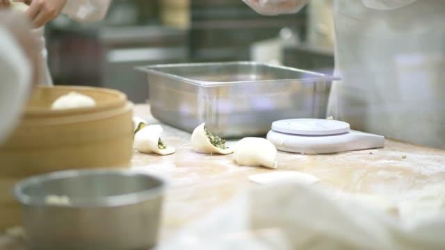 小龍包 - 中国料理点の映像素材/bロール