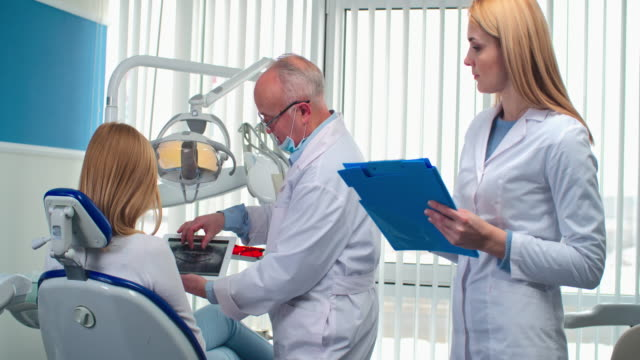 X-Ray Examination of Teeth video