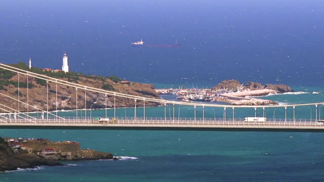 Yavuz Sultan Selim Köprüsü, Türkiye video
