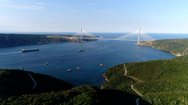 Yavuz Sultan Selim Köprüsü video