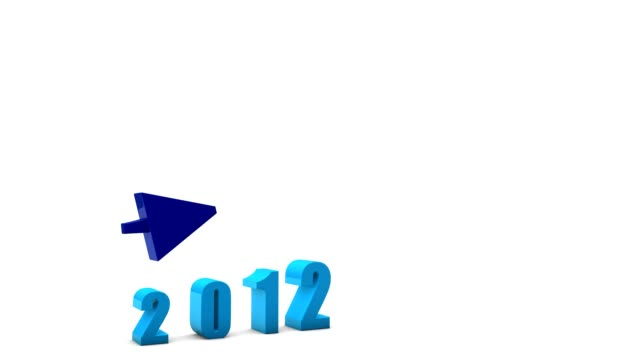 jahr 2010-2020 wachstum diagramm - 2010 2019 stock-videos und b-roll-filmmaterial
