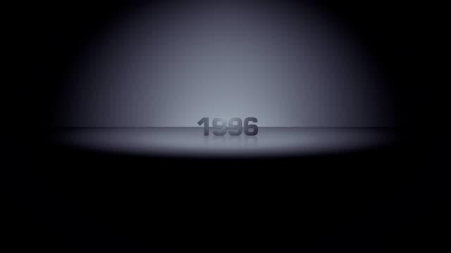 Year Horizon Zoom 1996 video