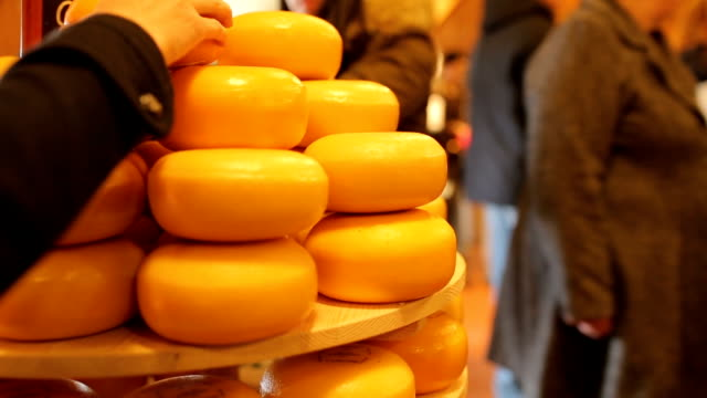 Yellow Cheese dairy for customer video