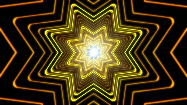 Yellow Infinity Loop video