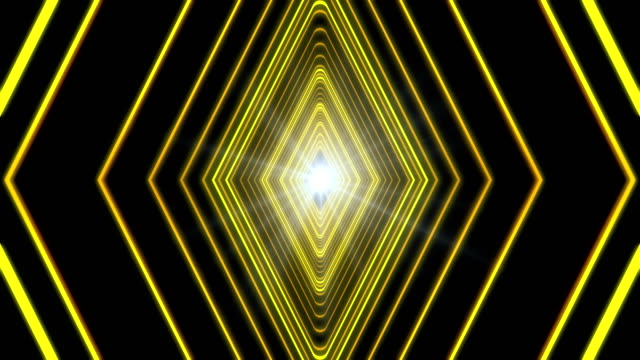 Yellow Line Background Loop video
