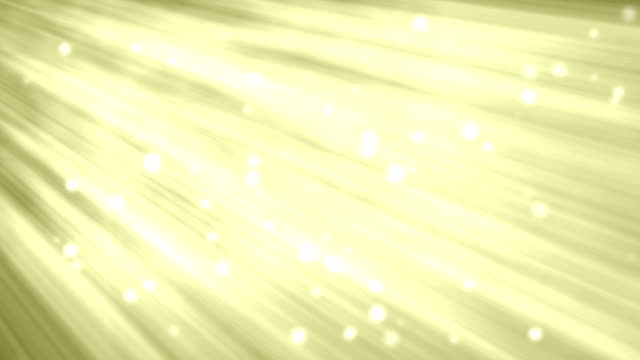 Yellow Motion Background with Light Beams video