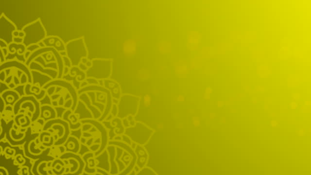 yellow ramadhan background - ramadan stock videos and b-roll footage