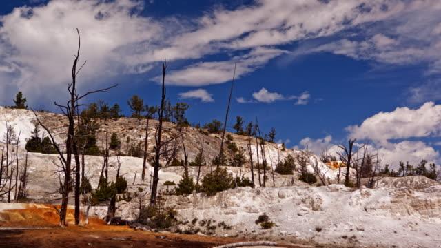 0043 Yellowstone Time Lapse video