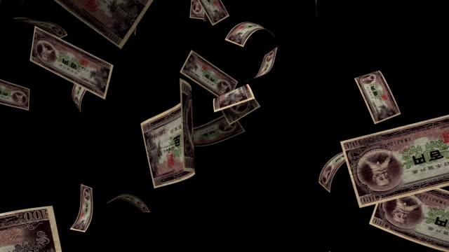 Yen falling video