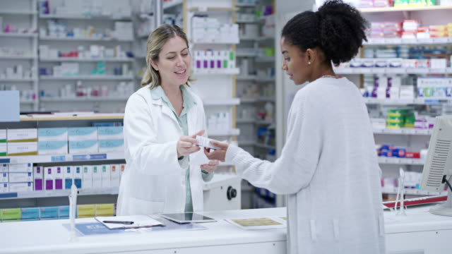Yes, we do stock that 4k video footage of a young pharmacist helping a customer in a pharmacy pharmaceutical industry stock videos & royalty-free footage