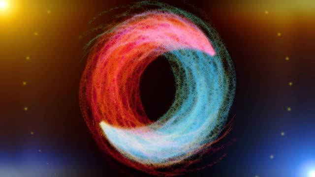Yin yang background Yin yang background yin yang symbol stock videos & royalty-free footage