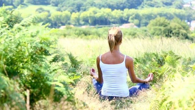 Yoga and spirituality video