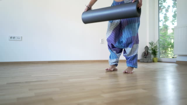 Yoga At Home video