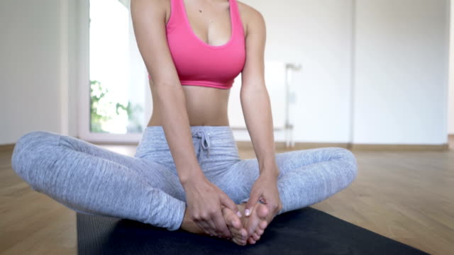 Yoga For Stress Relief video