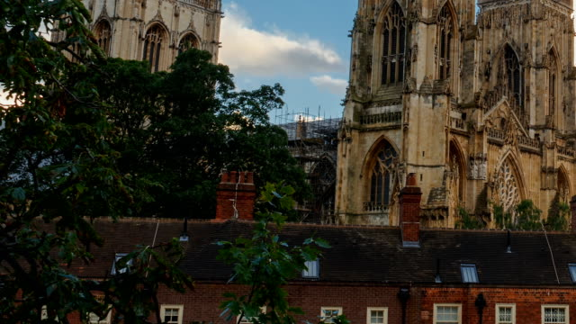 York, Inglaterra, Reino Unido - vídeo