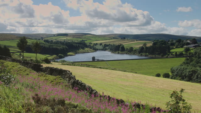 Yorkshire Reservoir video