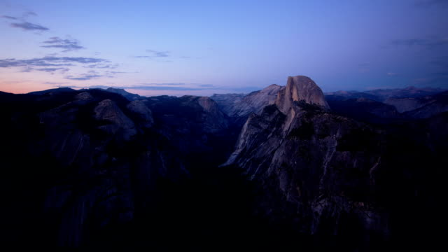 TIME LAPSE: Yosemite Day to Night video