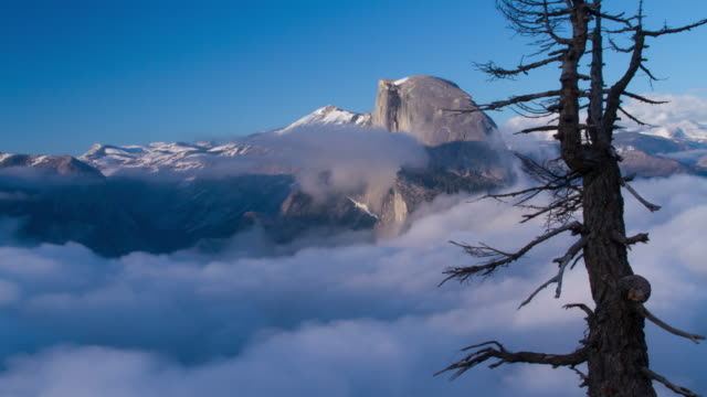 Yosemite National Park Cloudscape