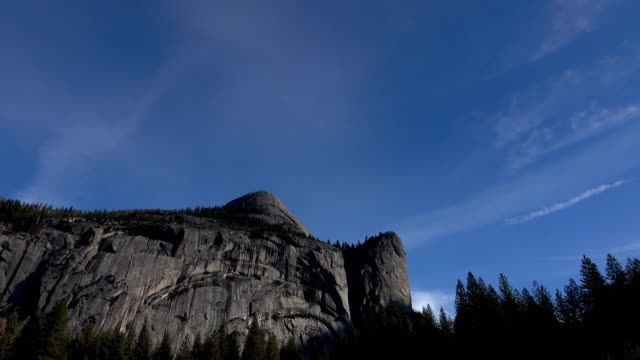 Yosemite Peaks video