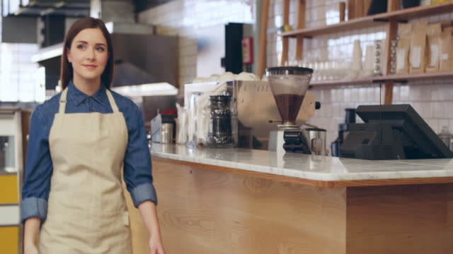 You won't find a better coffee shop around video