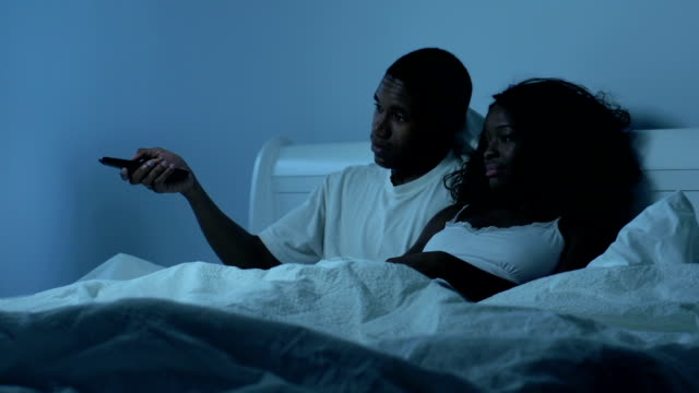 926 Black People Watching Tv Stock Videos and Royalty-Free Footage - iStock