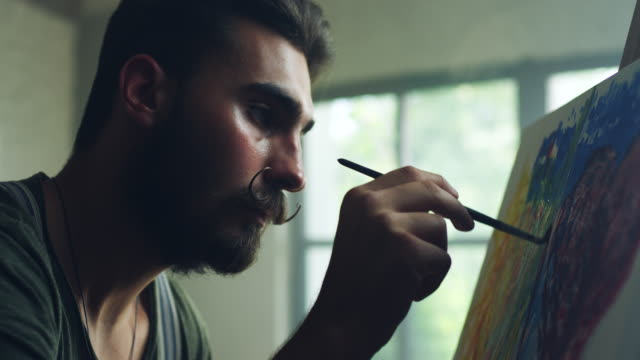 Young artist video