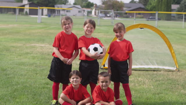 Youth Soccer video