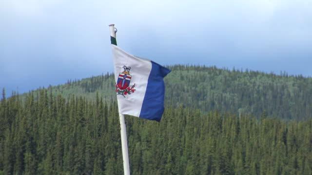 Yukon River Ferry video
