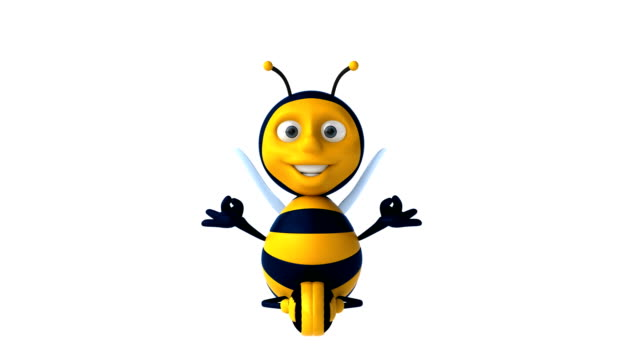 Zen bee video
