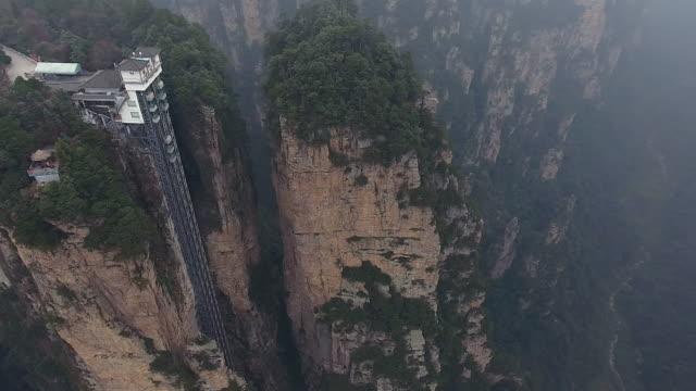 Zhangjiajie national park video