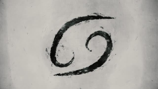 Zodiac sign Сancer video