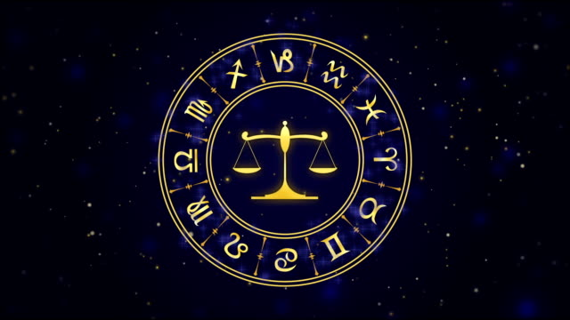 Best Libra Zodiac Sign Stock Videos and Royalty-Free Footage - iStock