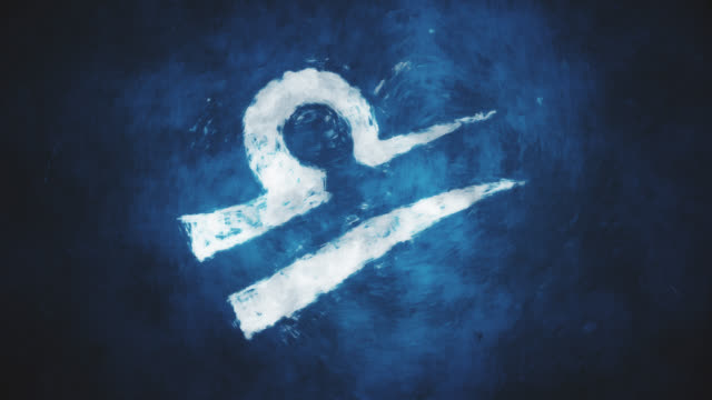 Zodiac sign Libra video