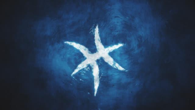 Zodiac sign Pisces video