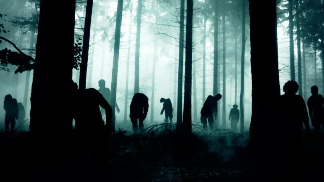 zombie attack video